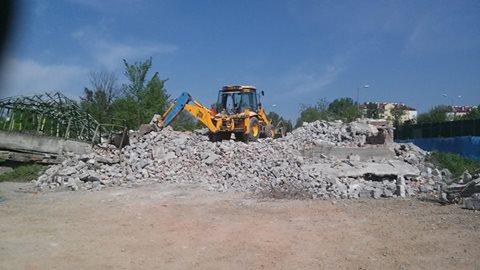 Wyburzenia i rozbiórki Śląsk i okolice